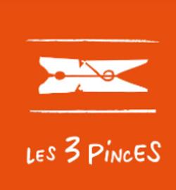 LES 3 PINCES