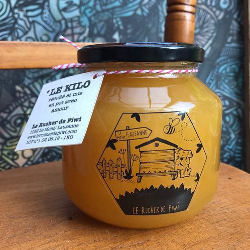 Miel de printemps du Rucher 1kilo
