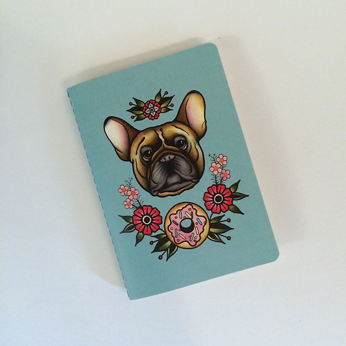 Carnet Frenchie