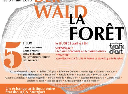 Exposition : Der Wald / La forêt