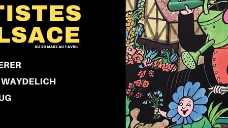 Artistes d'Alsace