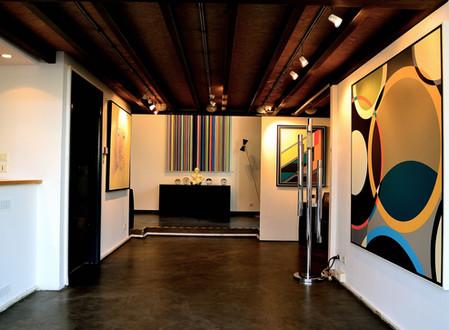 Exposition Abstraction Géométrique Francis BARAT