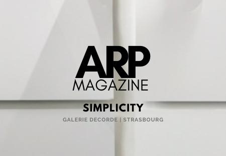 ARP MAGAZINE EDITION 2 : SIMPLICITY