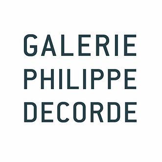 Galerie philippe decorde logo