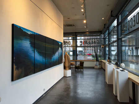 """Finissage exposition """"Paysages"""""""