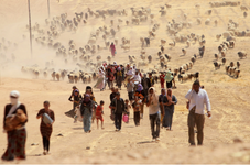 Seven-Year Commemoration of the Yezidi Genocide
