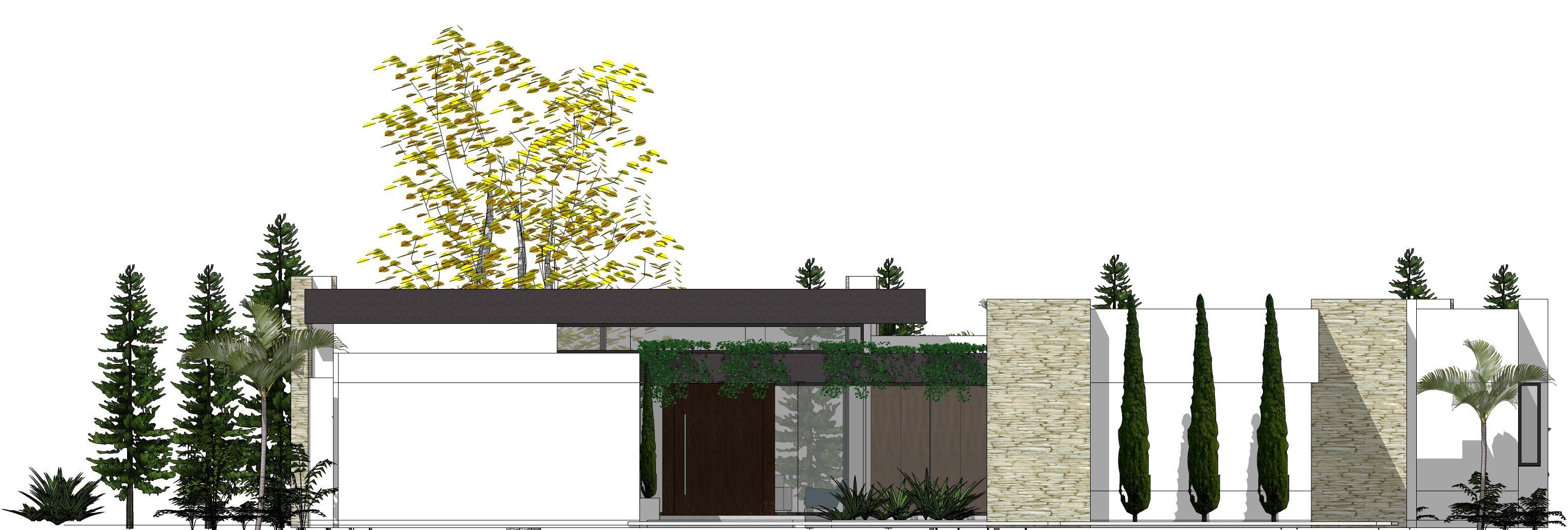 Diseño casa palma alta el retiro
