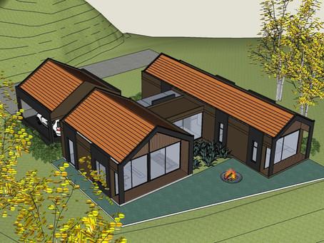 Casas Modulares EP: Las casas que crecen en la medida de tus necesidades
