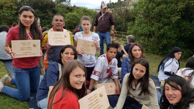 Siembre y Reconciliación- San Cristobal