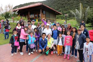 Caminata- San Cristobal