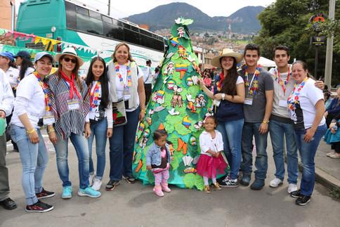 Mi dulce Colombia- San Cristobal