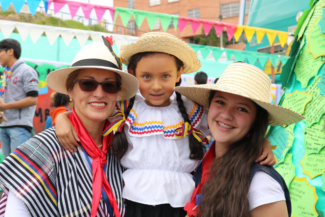 Mi dulce Colombia - San Cristobal