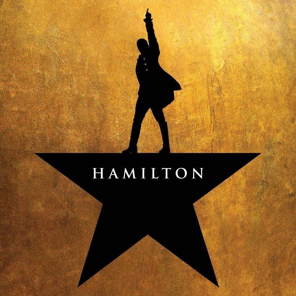 Hamilton musical announcement
