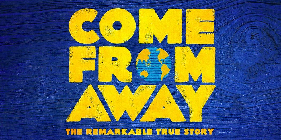 Come From Away (Melbourne) Sat. Evening November