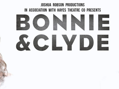 Bonnie & Clyde @ Hayes Theatre