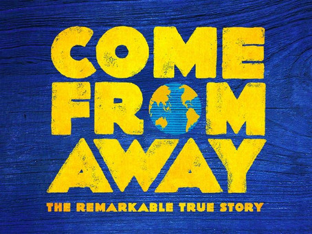 Come From Away AU