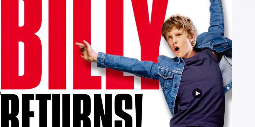 Billy Elliot Saturday Evening NOV