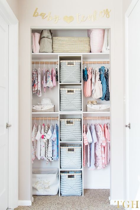 .baby closet.