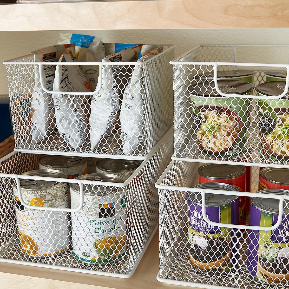 .pantry storage.