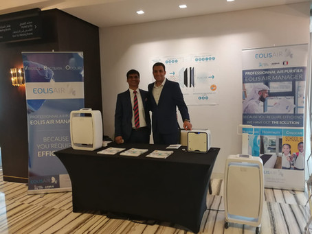 Pan Arab telemedecine conference2019