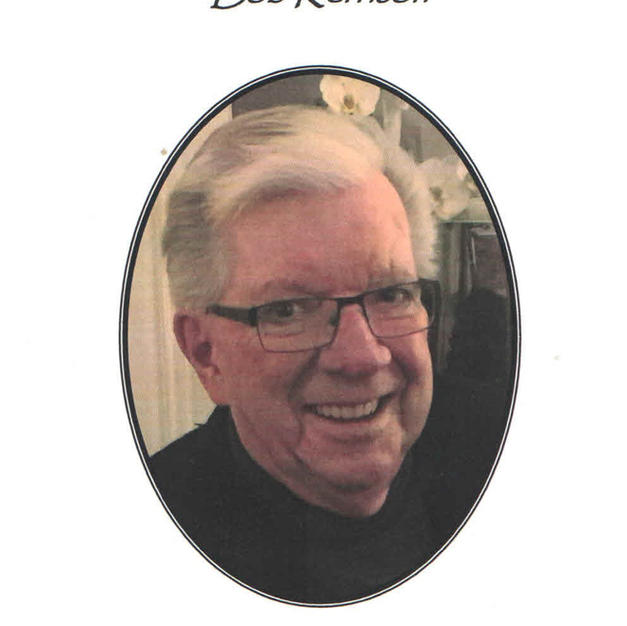 Bob Kerrison Obit photo:  December 2019
