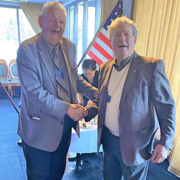Allan Warrack 40 Years: January 2020