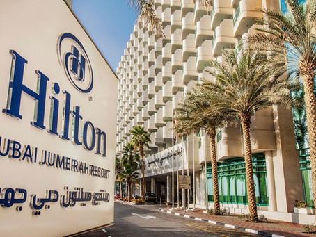 "Hilton Group receives the world's best professional air purifier ""Eolisair"""