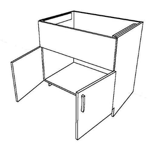 1 False Drawer Framhouse Sink Bases_2