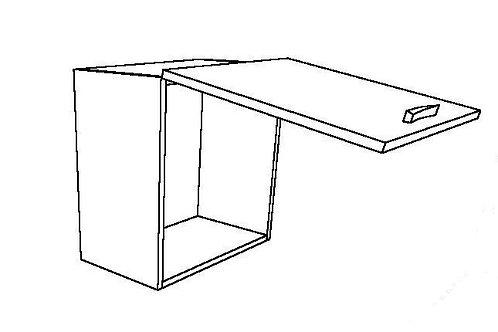 1 Folding Door Wall Unit