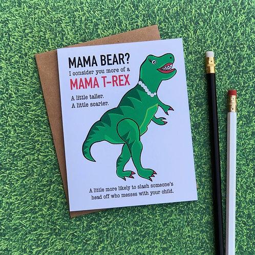 Mama T-Rex