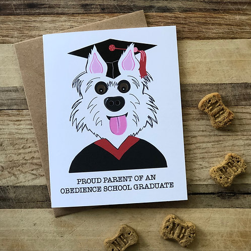 Obedience School Graduate