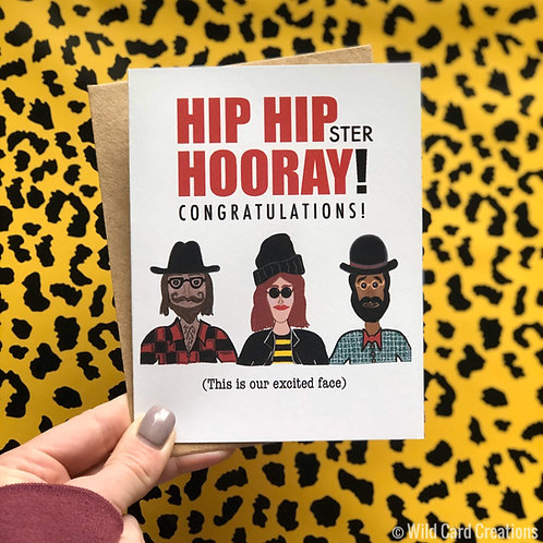 Hipster Hooray