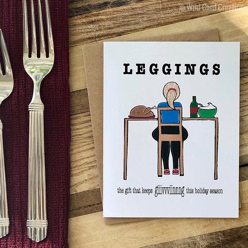 Leggings Holiday