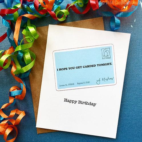 Get Carded Birthday
