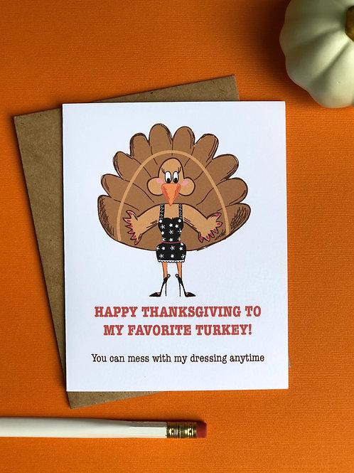 Favorite Turkey Thanksgiving