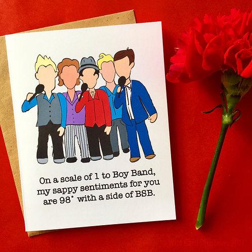 Boy Band Love