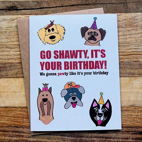 Birthday Pawty Pups