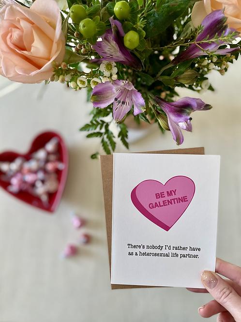 Galentine Valentine