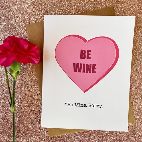 Be Wine Valentine