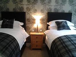 Ashfield House, B&B, Arrochar, Forest View, Loch Lomond
