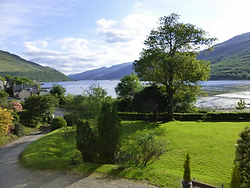 Ashfield House, B&B, Arrochar, The house