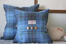 Harris Tweed at Mansefield House in Arrochar