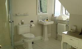 Ashfield House, B&B, Arrochar, Loch View Bathroom