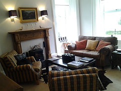 Ashfield House, Arrochar, B&B, Sitting room