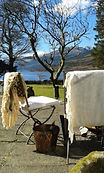 Arrochar B&B, Outside, Loch Lomond