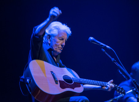 Day 135 - Southern Fried Stories: Graham Nash