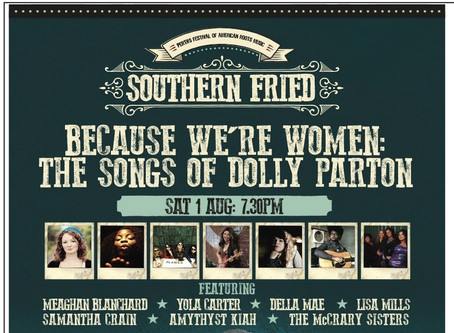 Day 134 - Southern Fried Stories: Della Mae and friends