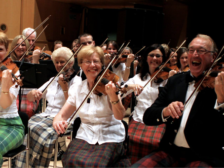 Day 195 - Highland Cathedral: The Scottish Fiddle Orchestra