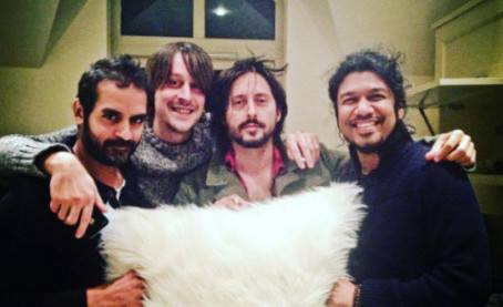 Day 233 - Carl Barat, Karsh Kale, Papon: The Minstrel's Tale