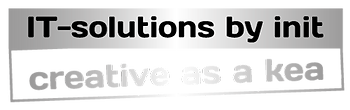 IT-Solutions by init - creative as a kea